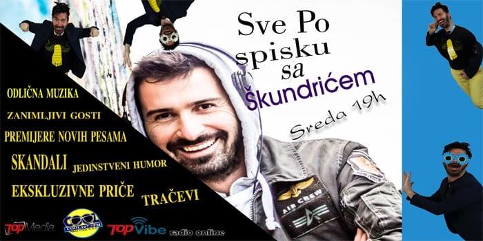 Najava Škundrić